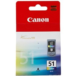 CARTR CANON 51 COLOR HIGH YIELD