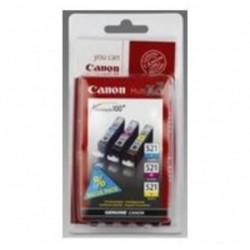 CARTR CANON 521 COLOR I 3600/4600 PACK