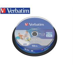 VERBATIM BLU RAY 25GB  PRINTABLE