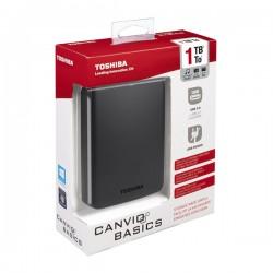 """ΕΞΩΤΕΡΙΚΟΣ ΣΚΛΗΡΟΣ ΔΙΣΚΟΣ 1TB EXTERNAL HDD 2.5"""" USB 3.0 TOSHIBA"""