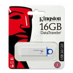 FLASH DRIVER KINGSTON DATA TRAVELER G4 DTIG4 16GB USB 3.0