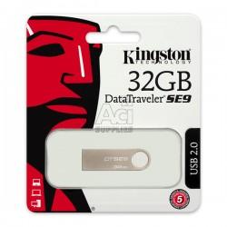 FLASH DRIVE KINGSTON DATATRAVELER  SE9 32GB USB 2.0