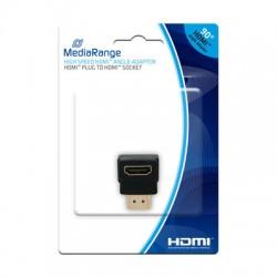 HDMI HIGH SPEED ANGLE ADAPTOR MEDIARANGE