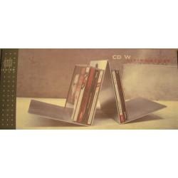ΘΗΚΗ CD/DVD ΜΕΤΑΛΛΙΚΗ