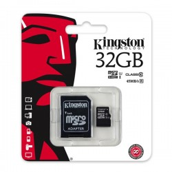 ΜΝΗΜΗ MICRO SECURE DIGITAL HC 32GB Class 10 + SD Adapter